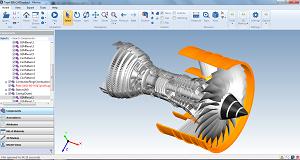 Glovius CAD Visualization tool